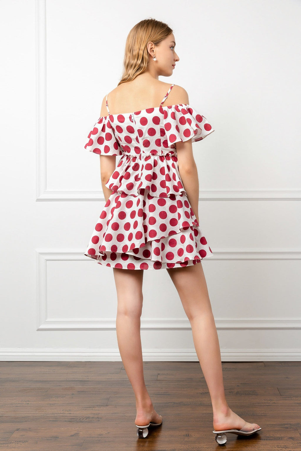 Connect Polka Dot Dress