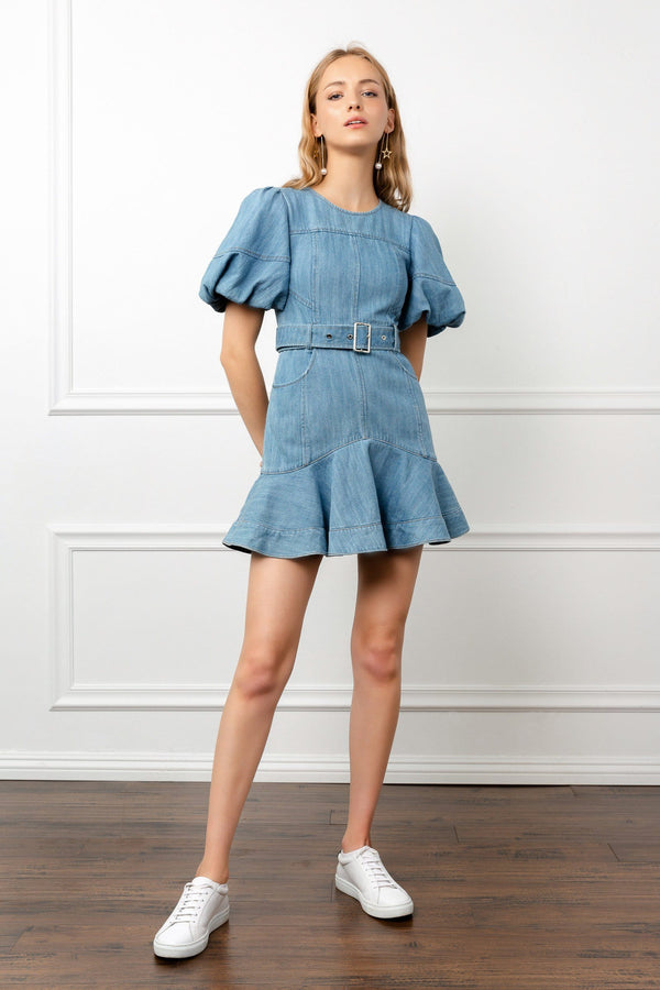 Denim Doll Dress