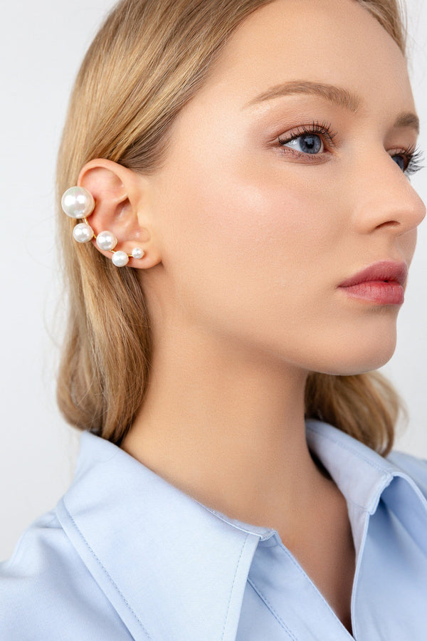 Pearly Girl Earring