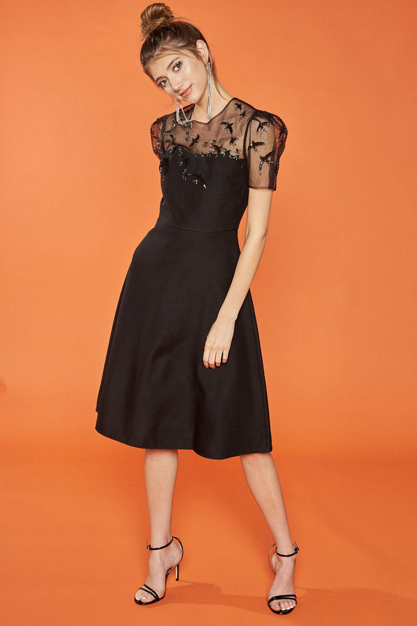 Madeline Dress in Dresses by J.ING - an L.A based women's fashion line