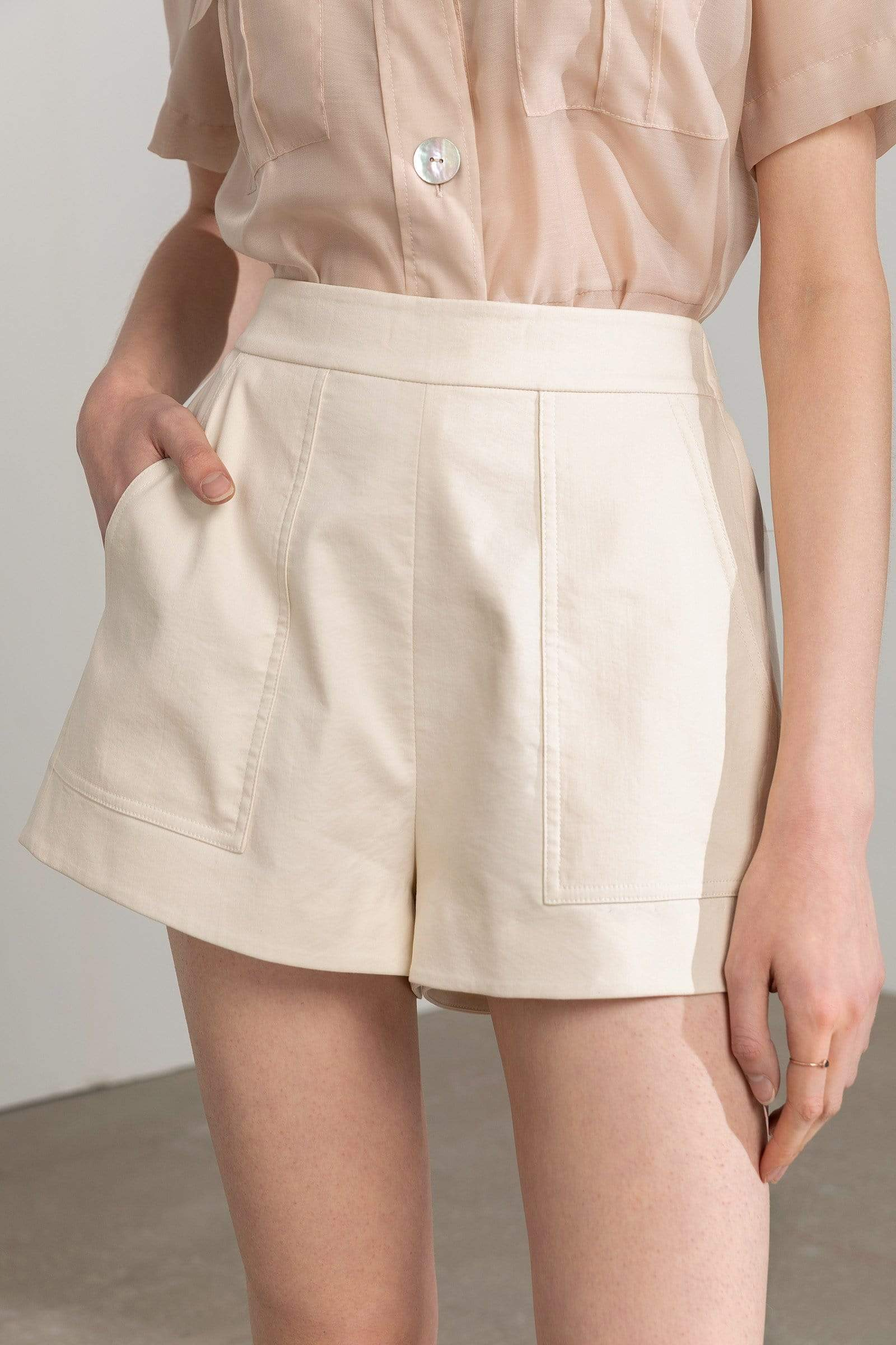Lilith Frothy Shorts