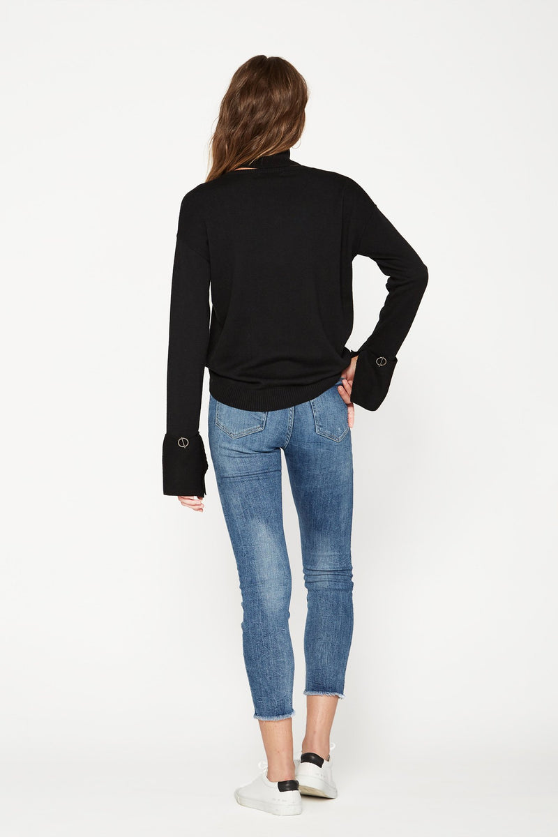 Arielle Sweater in Knitwear by J.ING - an L.A based women's fashion line