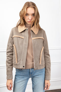 Abigail Jacket in Coats & Jackets by J.ING - an L.A based women's fashion line