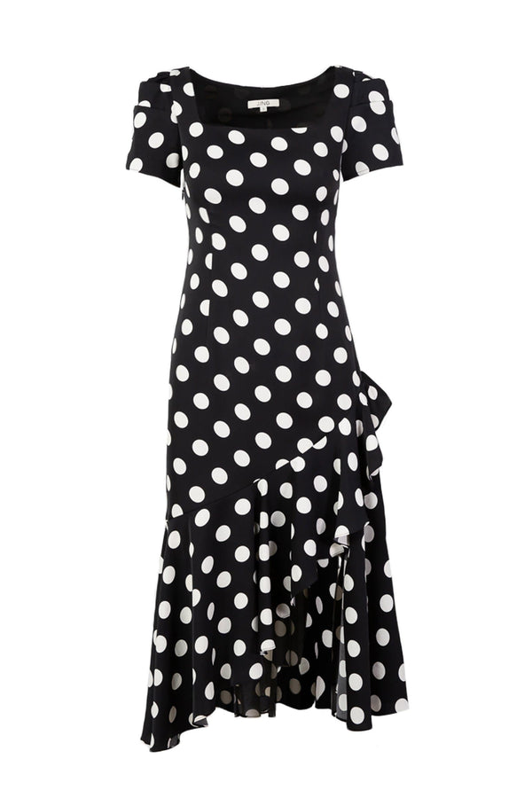 Ada Polka Dot Dress