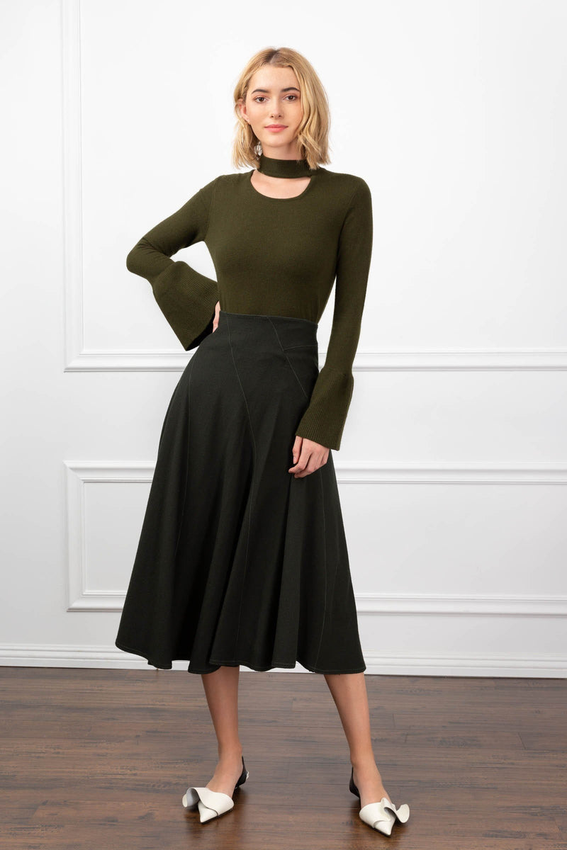 Alexis Skirt in Skirts by J.ING - an L.A based women's fashion line