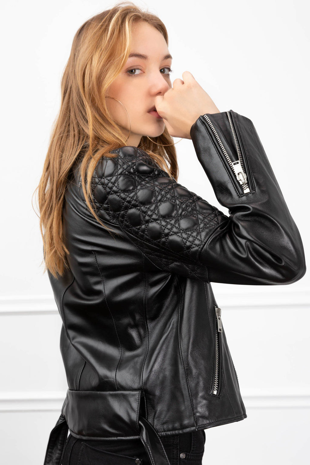 Angelina Jacket in Coats & Jackets by J.ING - an L.A based women's fashion line
