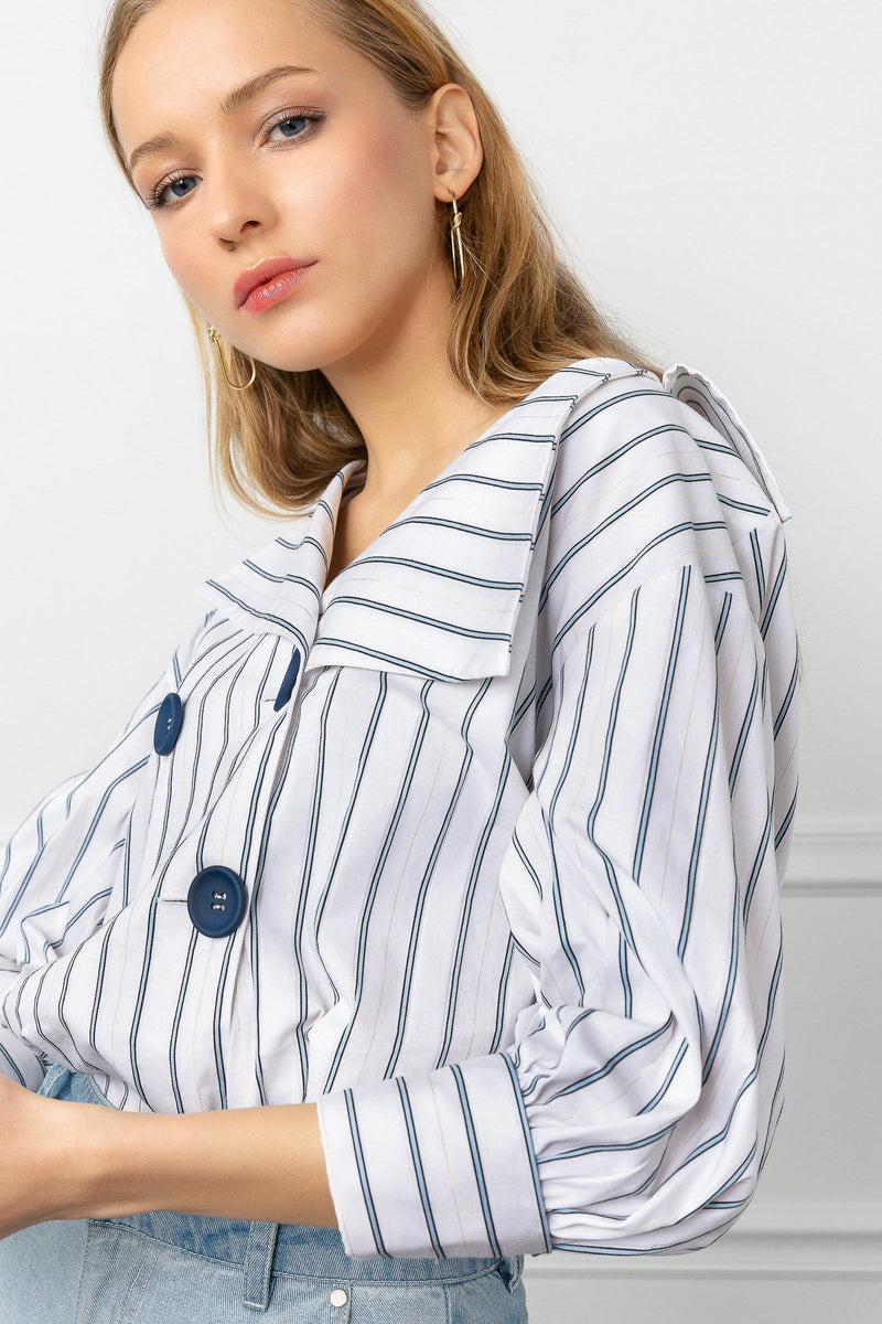 Hey Sailor Blouse