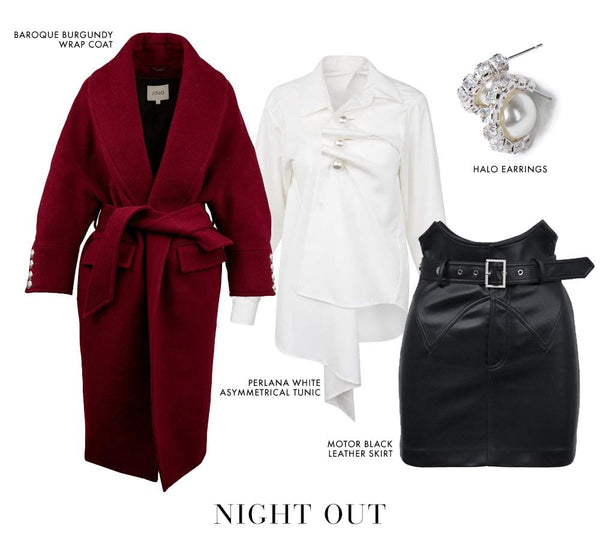 Night Out by J.ING's Shop the Look