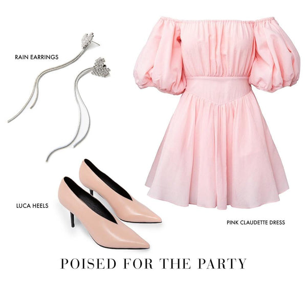 Poised For Party