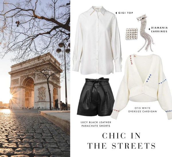 Chic in the Streets | Shop the Look by J.ING Women's Apparel