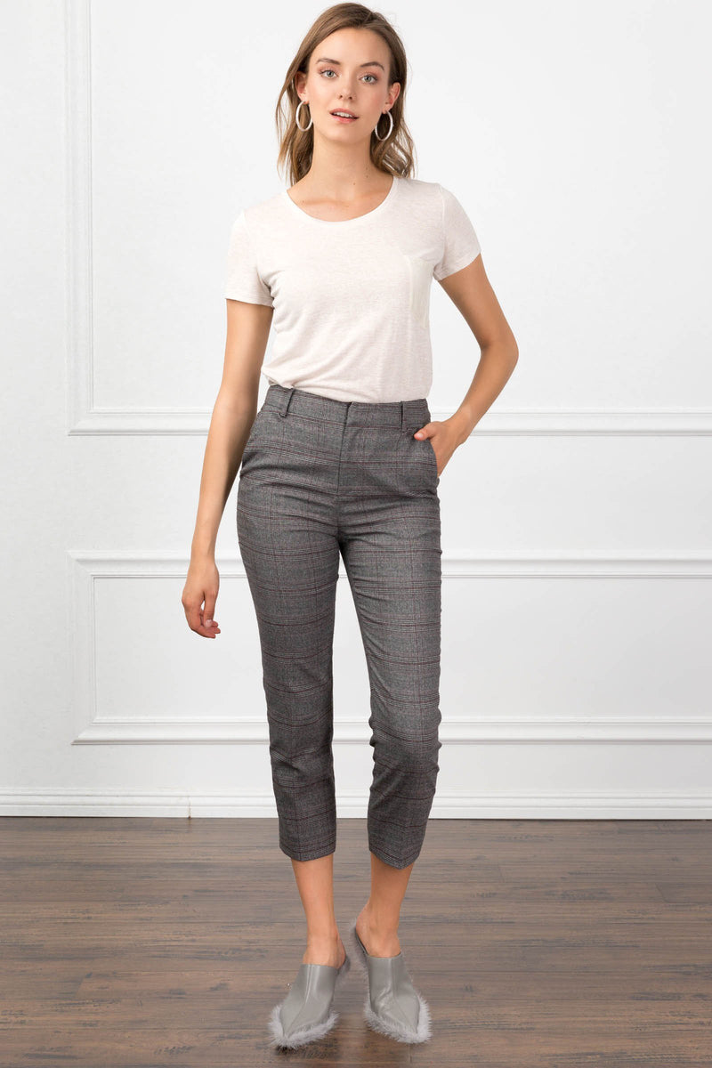 Aubrey Pants in Pants by J.ING - an L.A based women's fashion line