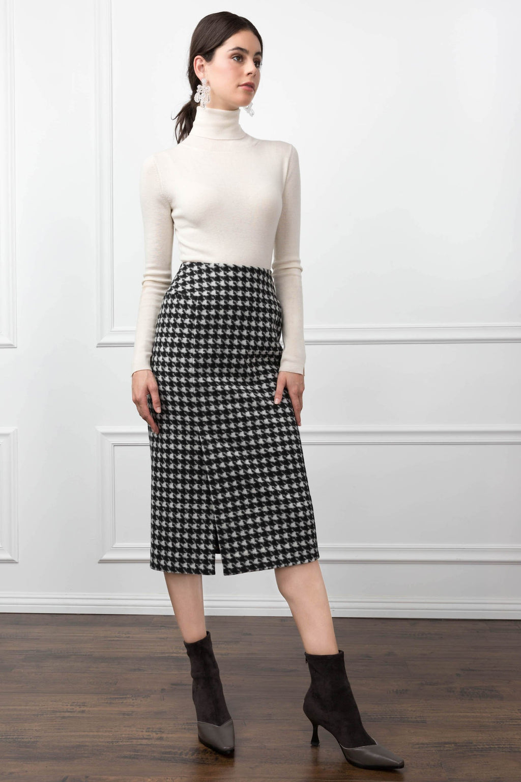 Aubrey Skirt in Skirts by J.ING - an L.A based women's fashion line