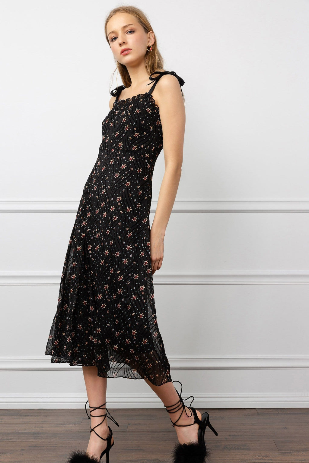 Black Ariba Dress