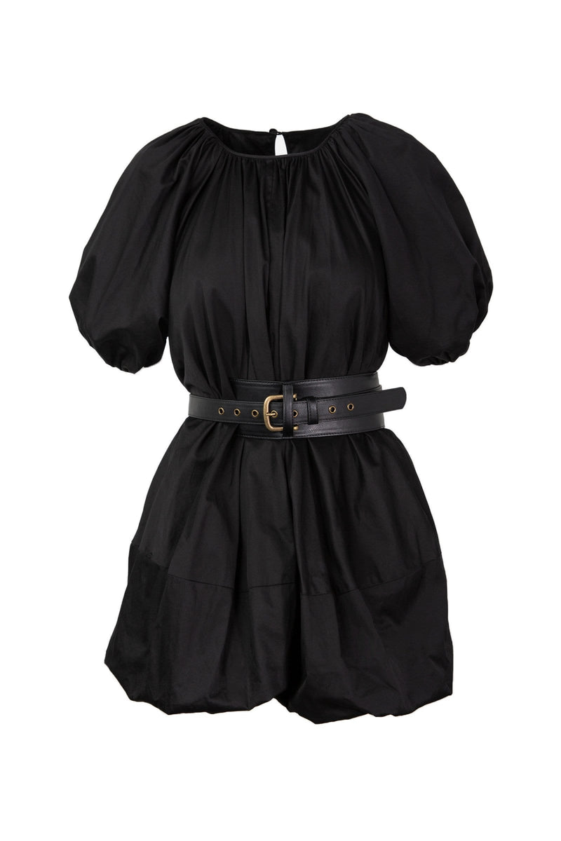 Black Nadine Dress