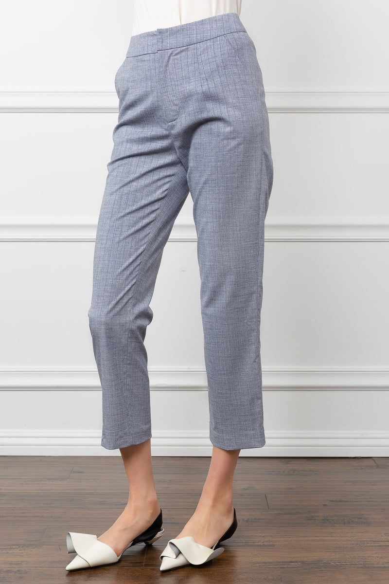 Carmen Pants Blue Grey