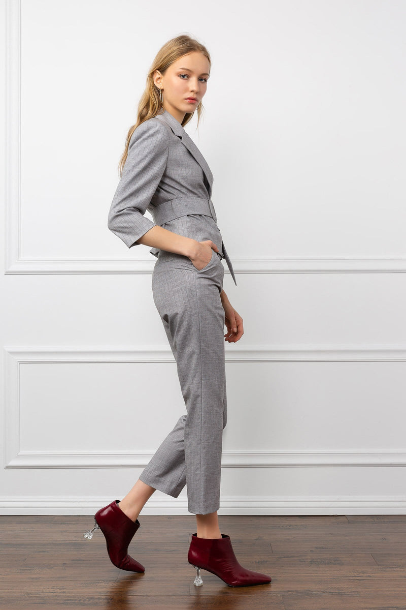 Carmen Pants Grey