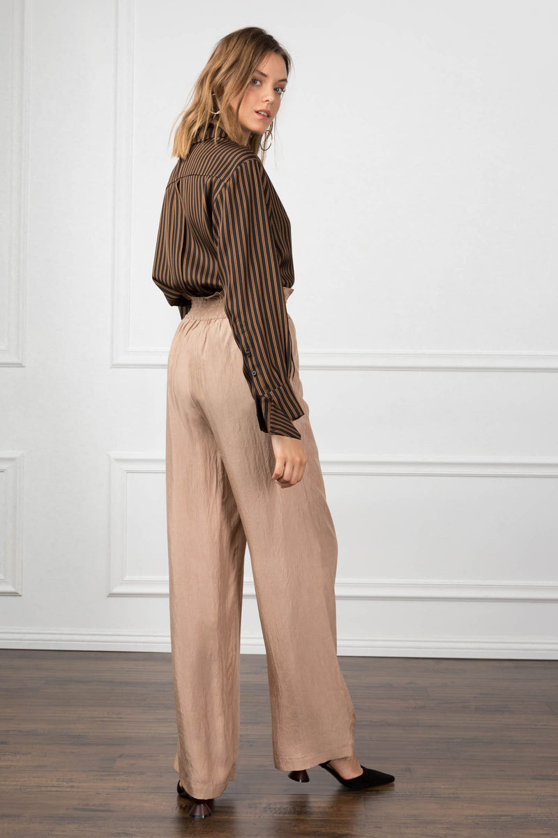Daphne Pants in Pants by J.ING - an L.A based women's fashion line