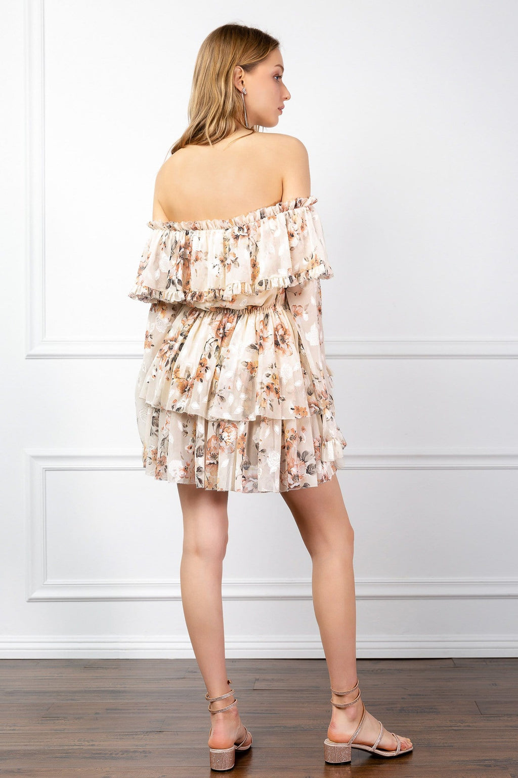 Devendra Ruffle Dress