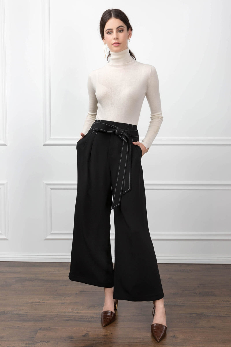 Evan Pants in Pants by J.ING - an L.A based women's fashion line