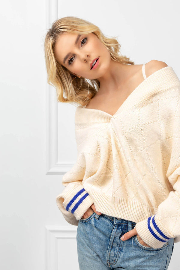 Fawn Pullover Sweater
