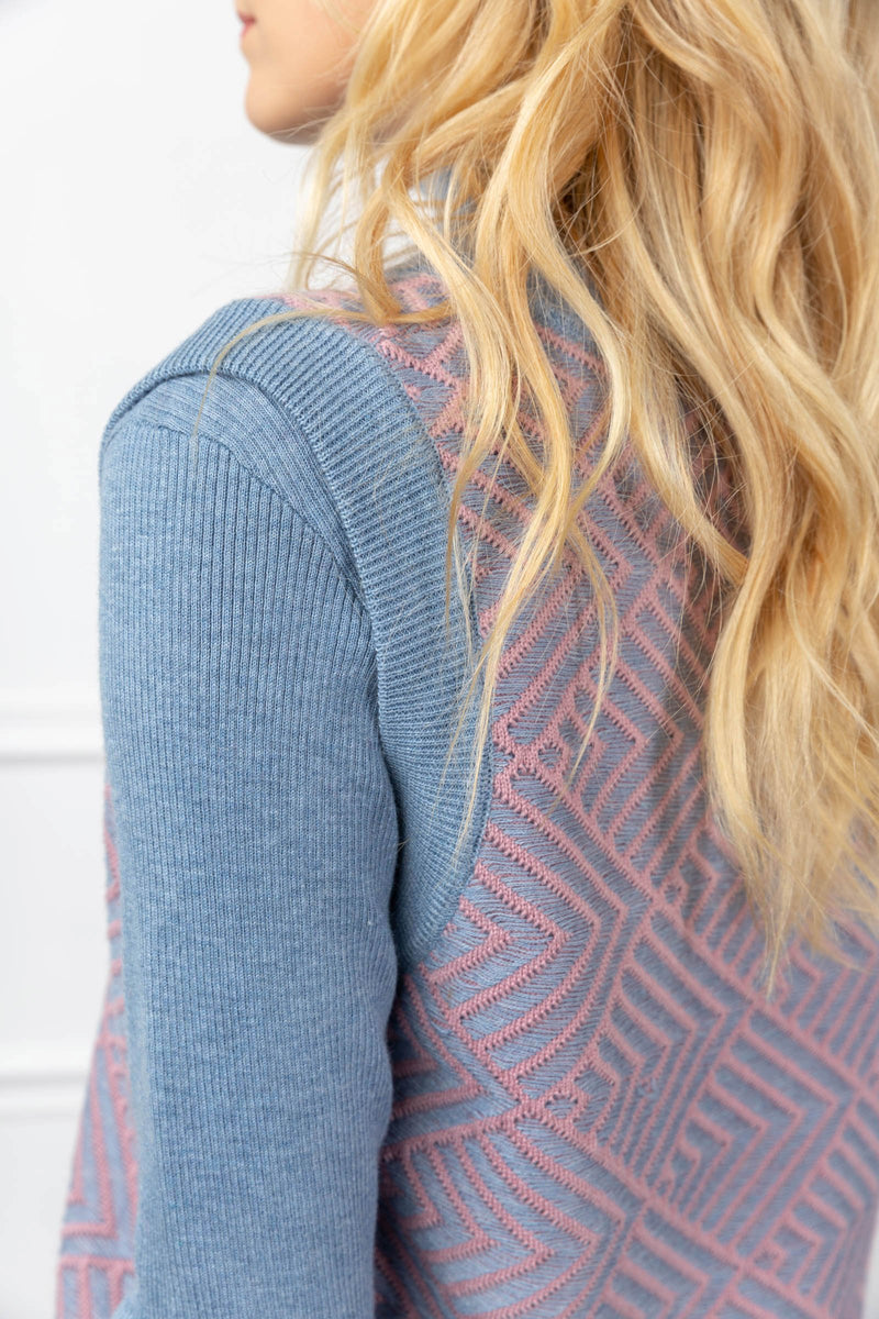 Felicity Sweater Blue