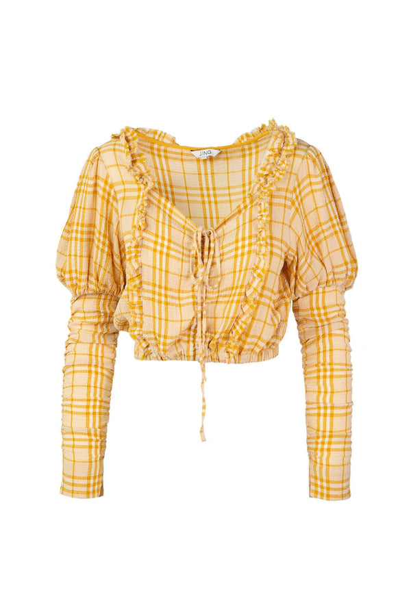 Yellow Marisol Blouse