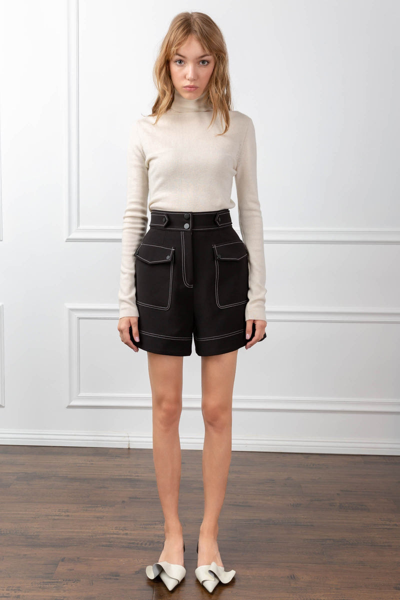 Gretel Shorts in Pants by J.ING - an L.A based women's fashion line