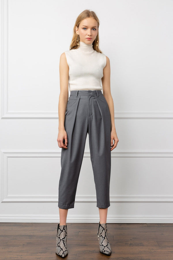 Grey Gale Trousers
