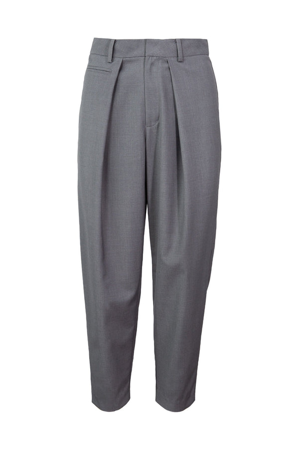Oliver Grey Cropped Trousers