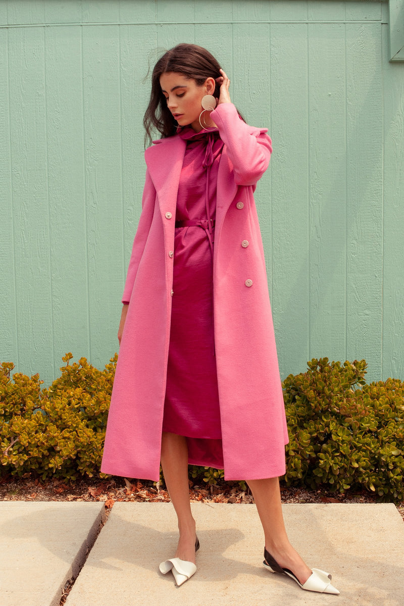 Gwen Coat in Coats & Jackets by J.ING - an L.A based women's fashion line