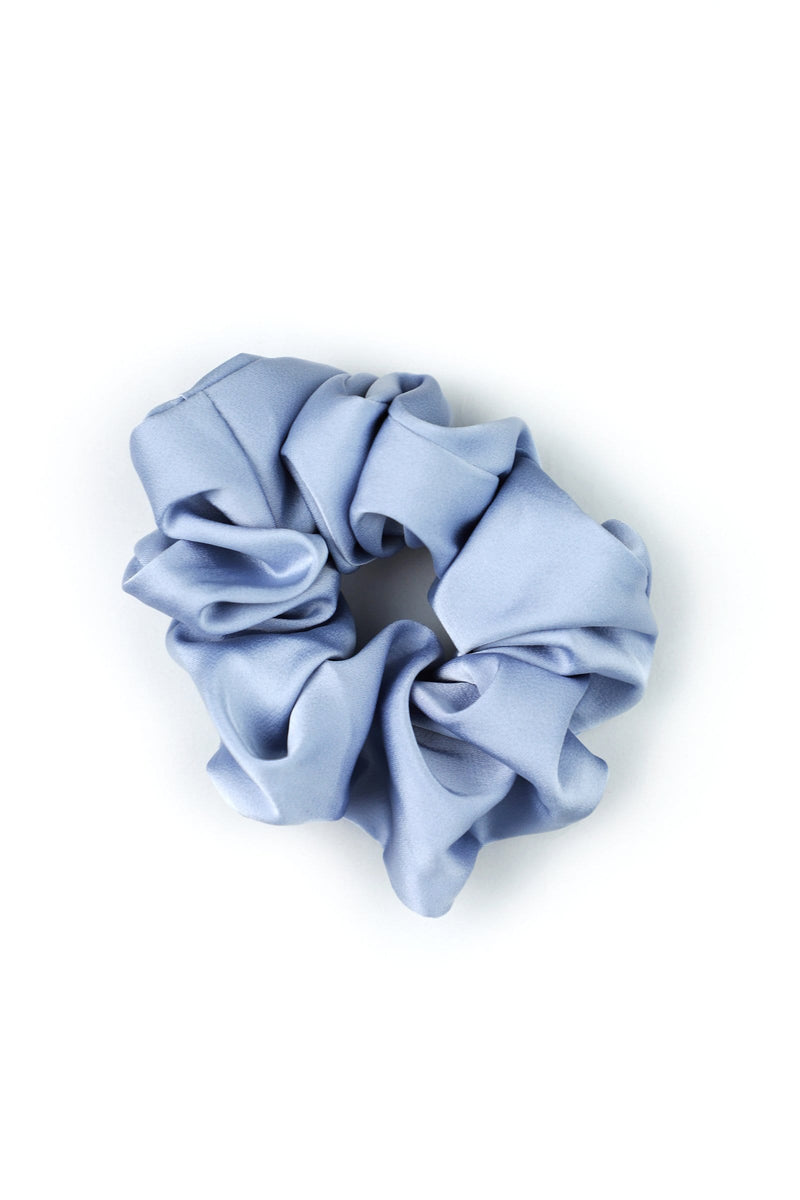 Periwinkle Hair Scrunchie