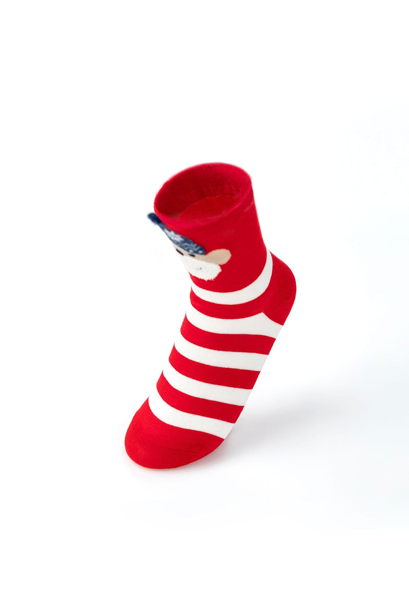 4-Pack Christmas Buddy Socks