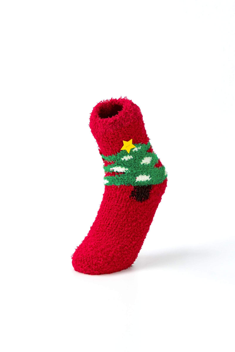 North Pole Sock Trio