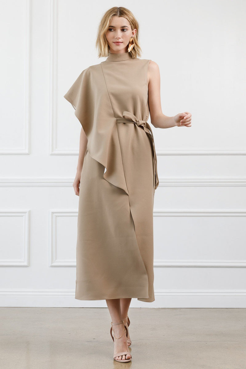 Jing Dress in Dresses by J.ING - an L.A based women's fashion line