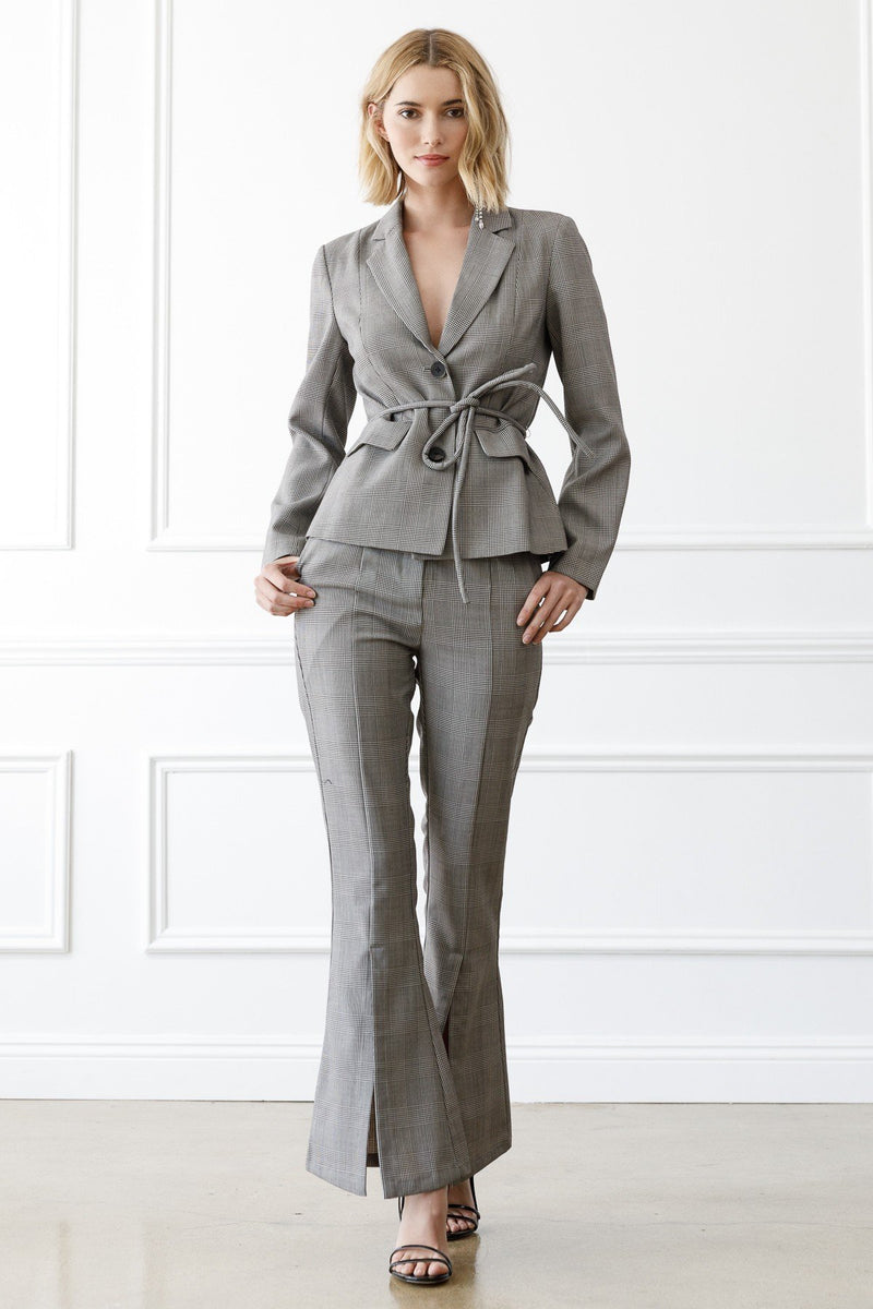 Kaylee Fitted Blazer in Coats & Jackets by J.ING - an L.A based women's fashion line