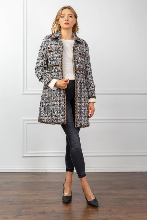 Magnolia Coat in Coats & Jackets by J.ING - an L.A based women's fashion line