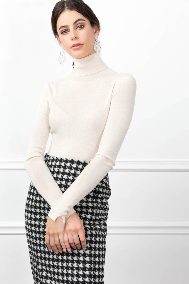 Marcie Turtleneck in Tops by J.ING - an L.A based women's fashion line