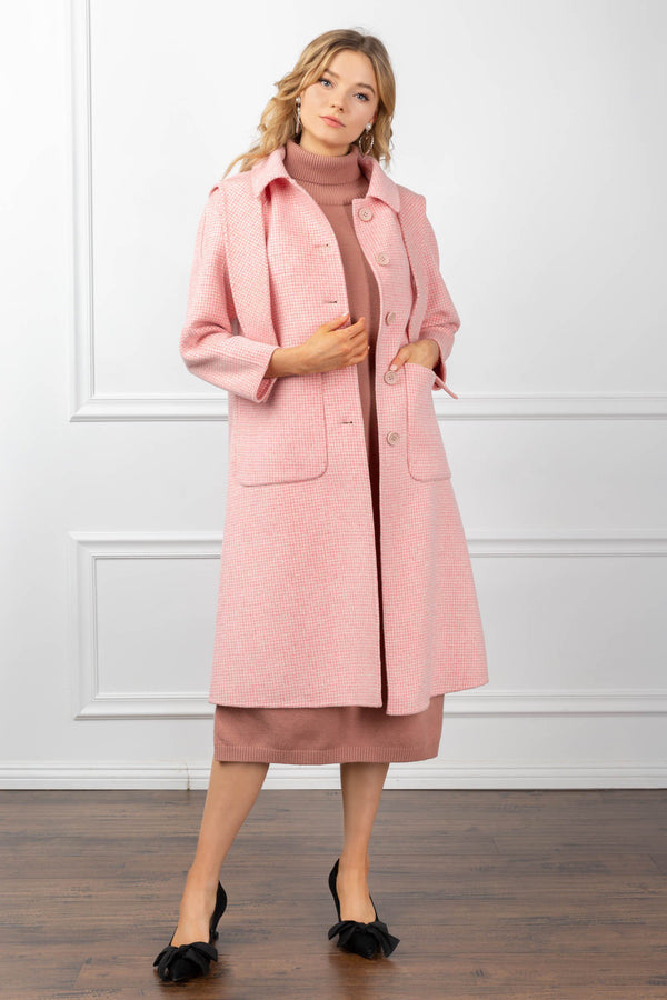 Marina Coat in Coats & Jackets by J.ING - an L.A based women's fashion line