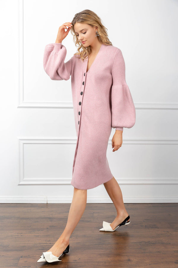 Mary Kate Dress Pink