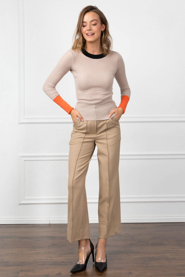 Naomi Knit Top in Knitwear by J.ING - an L.A based women's fashion line