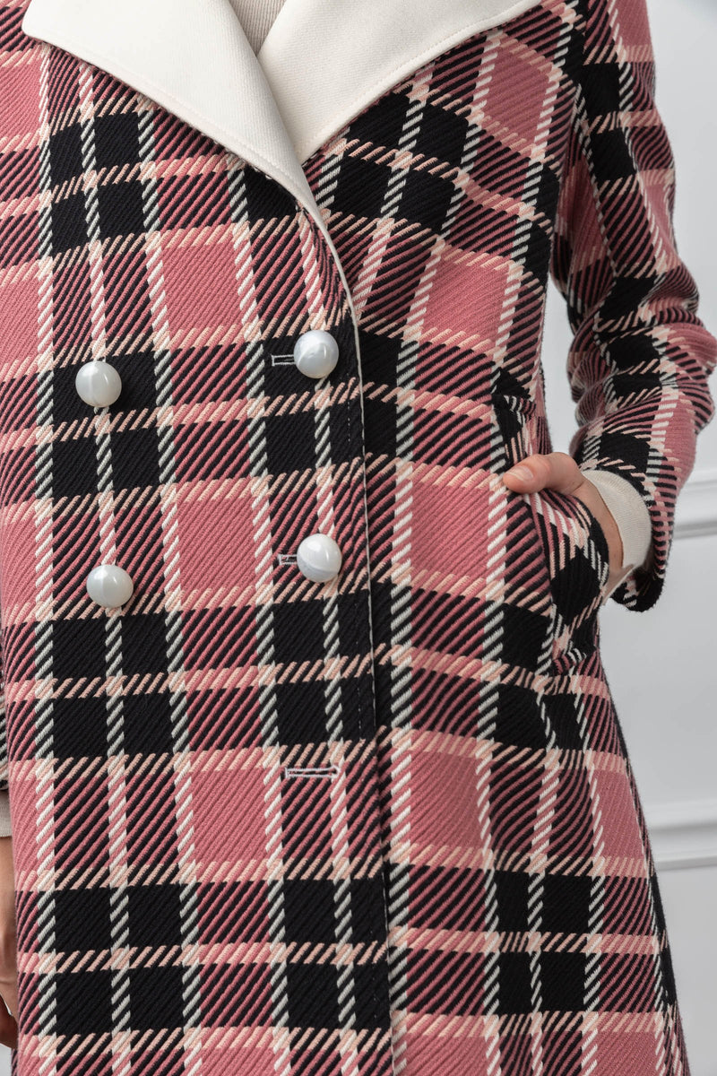 Noreen Coat in Coats & Jackets by J.ING - an L.A based women's fashion line