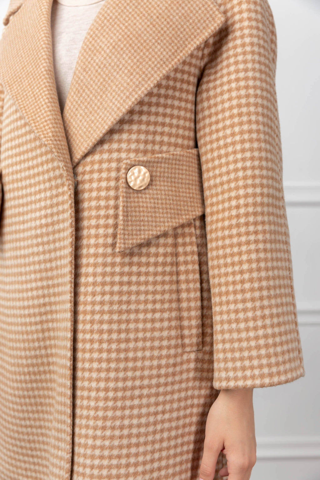 Esme Coat in Coats & Jackets by J.ING - an L.A based women's fashion line