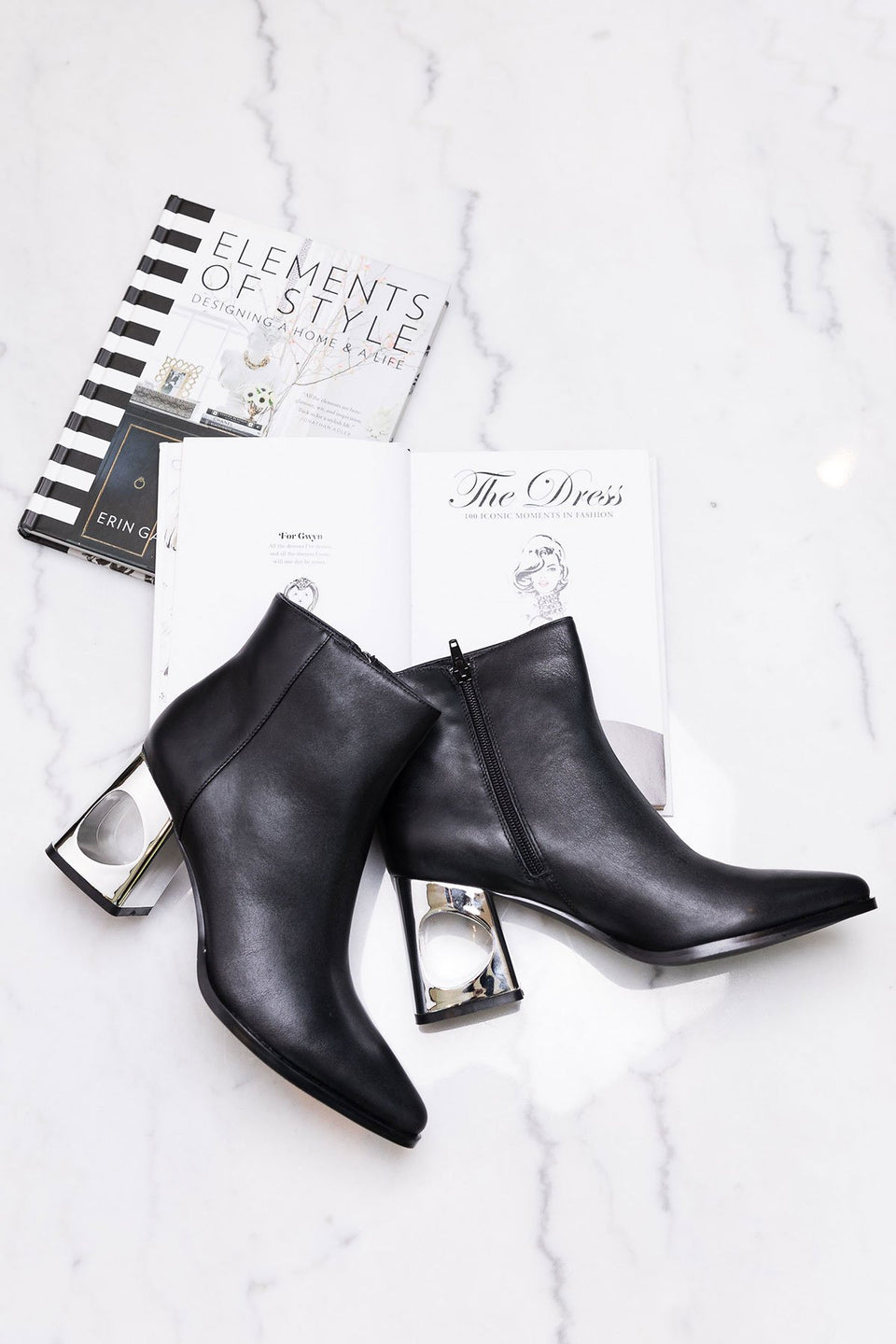 Patricia Booties