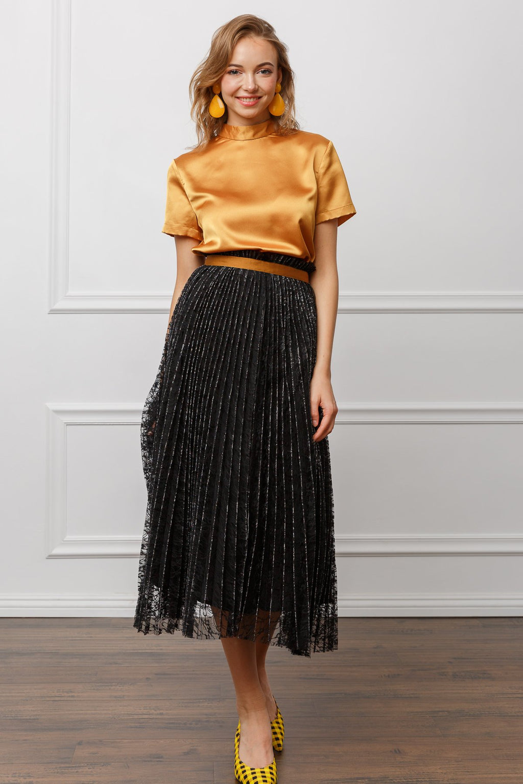 Rochelle Skirt in Skirts by J.ING - an L.A based women's fashion line
