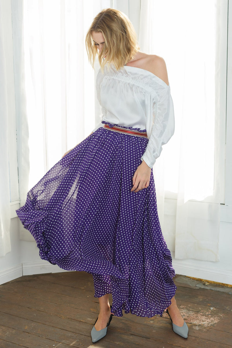 Aurora Skirt in Skirts by J.ING - an L.A based women's fashion line