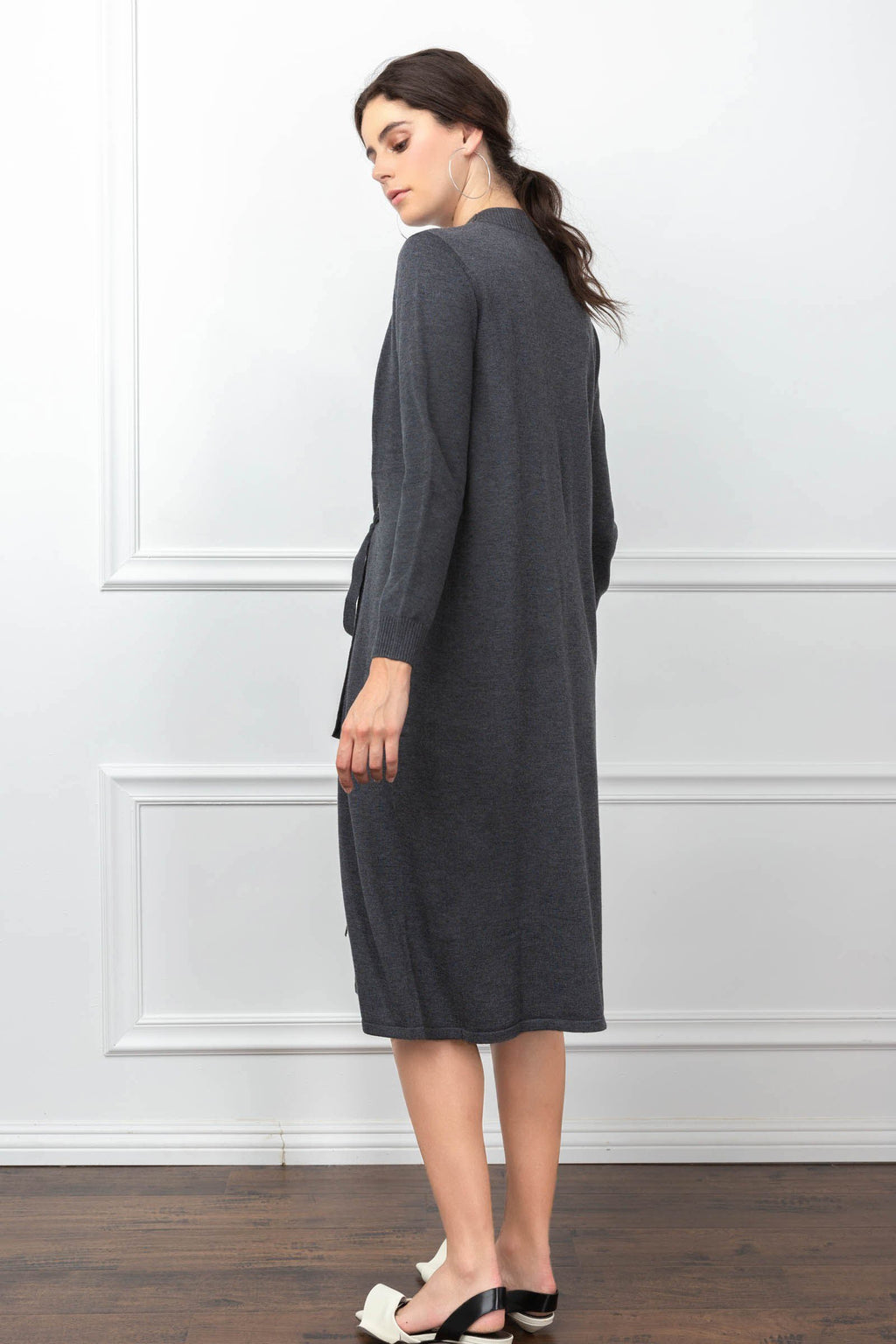 Savanna Knit Dress in Knitwear by J.ING - an L.A based women's fashion line