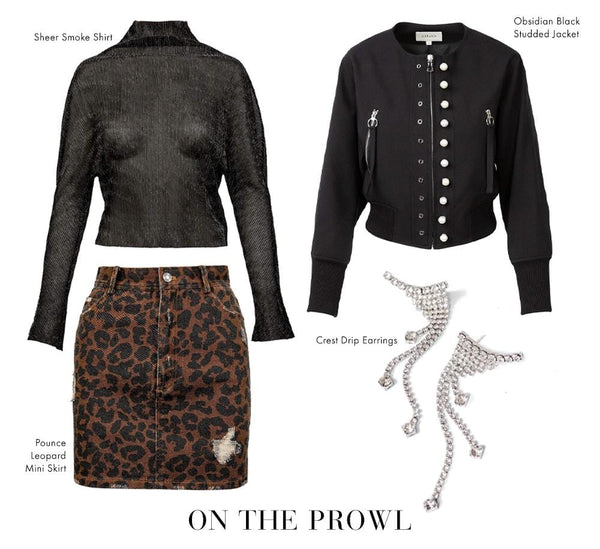 """On the Prowl"" 