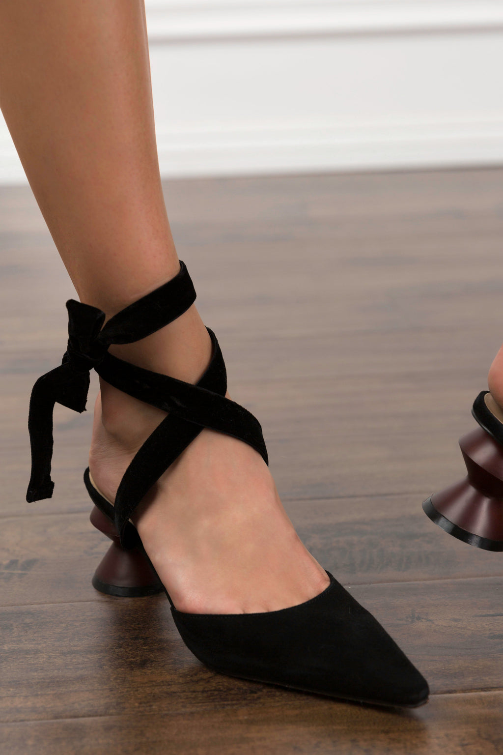 The Kirby Kitten Heels in SHOES by J.ING - an L.A based women's fashion line