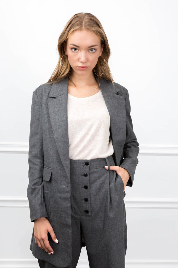 The Blythe Blazer in Coats & Jackets by J.ING - an L.A based women's fashion line
