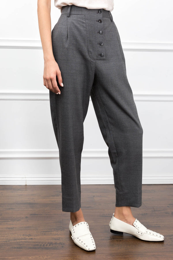 The Blythe Trouser in Pants by J.ING - an L.A based women's fashion line